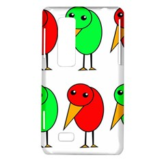 Green and red birds LG Optimus Thrill 4G P925