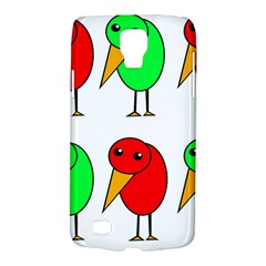 Green and red birds Galaxy S4 Active