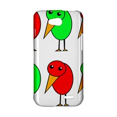 Green and red birds LG L90 D410
