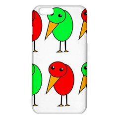 Green and red birds iPhone 6 Plus/6S Plus TPU Case