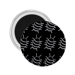 Bugs pattern 2.25  Magnets