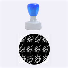 Bugs pattern Rubber Round Stamps (Medium)