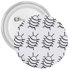 White bug pattern 3  Buttons