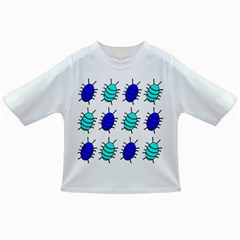 Blue bugs Infant/Toddler T-Shirts