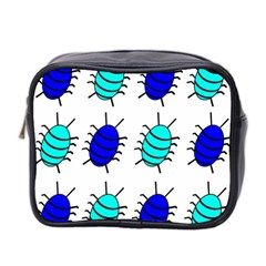 Blue bugs Mini Toiletries Bag 2-Side