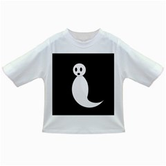 Ghost Infant/Toddler T-Shirts