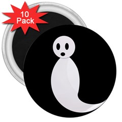 Ghost 3  Magnets (10 pack)