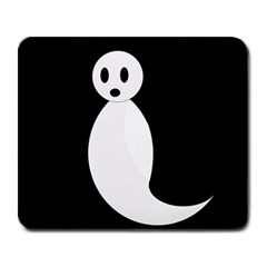 Ghost Large Mousepads