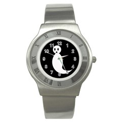 Ghost Stainless Steel Watch