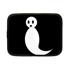 Ghost Netbook Case (Small)