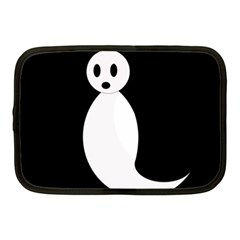 Ghost Netbook Case (Medium)