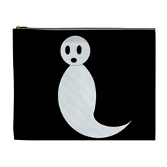 Ghost Cosmetic Bag (XL)