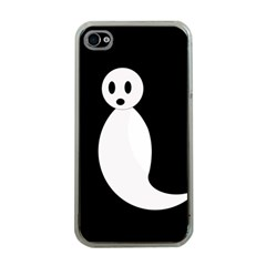 Ghost Apple iPhone 4 Case (Clear)