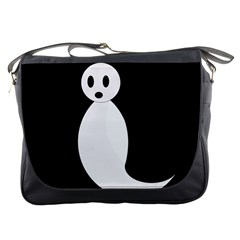 Ghost Messenger Bags