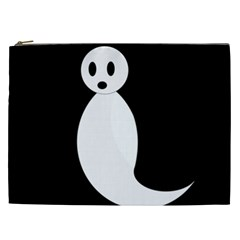 Ghost Cosmetic Bag (XXL)