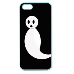 Ghost Apple Seamless iPhone 5 Case (Color)