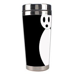 Ghost Stainless Steel Travel Tumblers