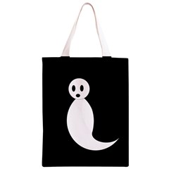 Ghost Classic Light Tote Bag