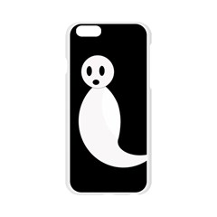 Ghost Apple Seamless iPhone 6/6S Case (Transparent)