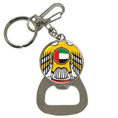 Emblem Of The United Arab Emirates Bottle Opener Key Chains