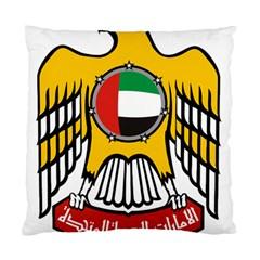 Emblem Of The United Arab Emirates Standard Cushion Case (One Side)