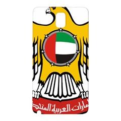 Emblem Of The United Arab Emirates Samsung Galaxy Note 3 N9005 Hardshell Back Case