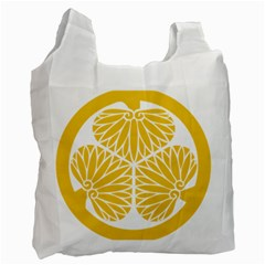 Tokugawa Family Crest Recycle Bag (One Side)