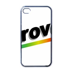 Flag Of Provo  Apple iPhone 4 Case (Black)