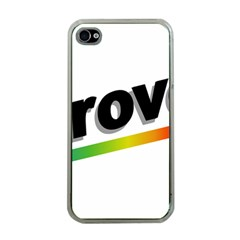 Flag Of Provo  Apple iPhone 4 Case (Clear)