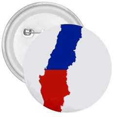 Flag Map Of Chile  3  Buttons