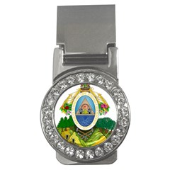 Coat Of Arms Of Honduras Money Clips (CZ)