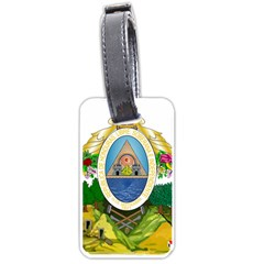 Coat Of Arms Of Honduras Luggage Tags (One Side)