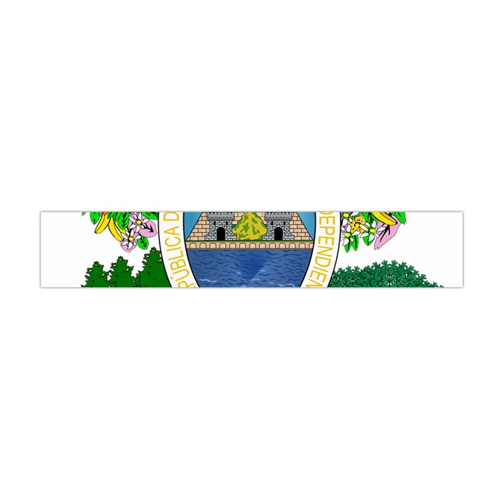 Coat Of Arms Of Honduras Flano Scarf (Mini)