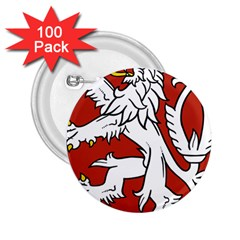 Bohemia Coat Of Arms  2.25  Buttons (100 pack)