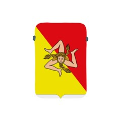 Coat Of Arms Of Sicily Apple iPad Mini Protective Soft Cases