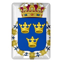 Lesser Coat Of Arms Of Sweden Amazon Kindle Fire HD (2013) Hardshell Case