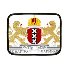 Amsterdam Coat Of Arms  Netbook Case (Small)
