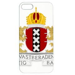 Amsterdam Coat Of Arms  Apple iPhone 5 Hardshell Case with Stand