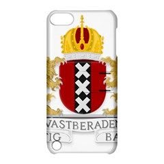 Amsterdam Coat Of Arms  Apple iPod Touch 5 Hardshell Case with Stand