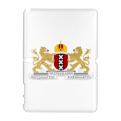 Amsterdam Coat Of Arms  Samsung Galaxy Note 10.1 (P600) Hardshell Case