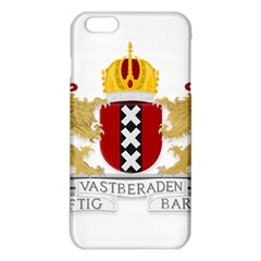 Amsterdam Coat Of Arms  Iphone 6 Plus/6s Plus Tpu Case