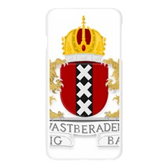 Amsterdam Coat Of Arms  Apple Seamless iPhone 6 Plus/6S Plus Case (Transparent)