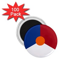 Roundel Of The Royal Netherlands Air Force 1.75  Magnets (100 pack)