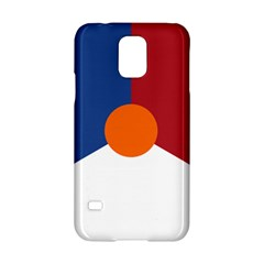 Roundel Of The Royal Netherlands Air Force Samsung Galaxy S5 Hardshell Case