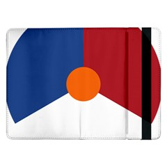 Roundel Of The Royal Netherlands Air Force Samsung Galaxy Tab Pro 12.2  Flip Case