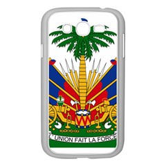 Coat Of Arms Of Haiti Samsung Galaxy Grand DUOS I9082 Case (White)