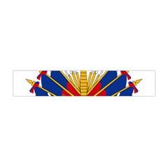 Coat Of Arms Of Haiti Flano Scarf (Mini)