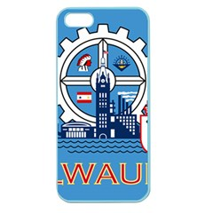 Flag Of Milwaukee Apple Seamless iPhone 5 Case (Color)