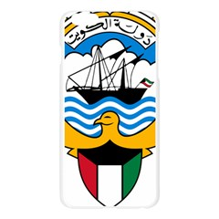 Emblem Of Kuwait  Apple Seamless iPhone 6 Plus/6S Plus Case (Transparent)