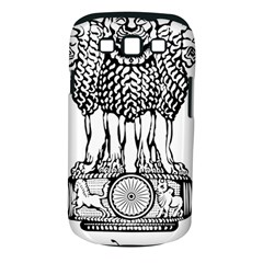 Emblem Of India Samsung Galaxy S III Classic Hardshell Case (PC+Silicone)